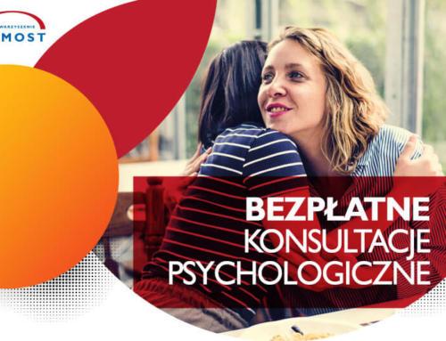 Bezpłatne konsultacje psychologiczne z okazji 20-lecia